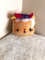 Num Noms Waffle Teddy Plush Scented