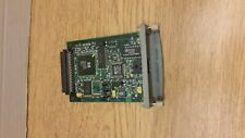 HP JET DIRECT 600N J3113A EIO 10/100 PLUG IN PRINT SERVER CARD GOOD