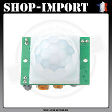 Capteur infrarouge détection de mouvement HC SR50 (Module PIR Arduino Raspberry)