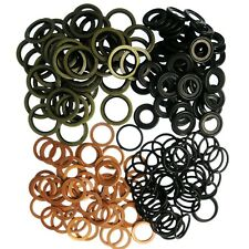 Vauxhall Opel Saab Fiat Alfa 200 Oil Sump Washer Assortment Workshop Pack SWAP2L