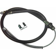Wagner BC38587 Premium Brake Cable, Rear