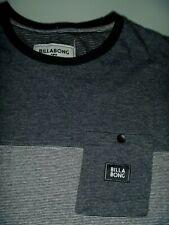 #7156 BILLABONG L/S T Shirt Size Small