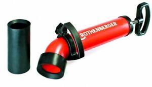 Rothenberger ROPUMP SUPER PLUS / Saug-Druckreiniger für Bad und WC/Rohrreiniger