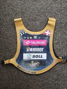 speedway race jacket Leon Madsen speedway european championship 2020