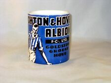 Brighton and Hove Albion Football Programme Collectors MUG