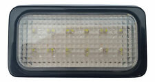 Caravan 12 White LED Interior / Exterior Waterproof Light 12V or 24V DC