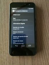 Smartphone Orange Hi 4G - noir