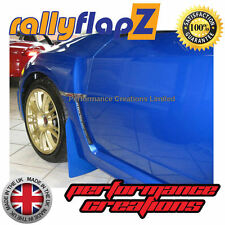 rallyflapz SUBARU IMPREZA Hatchback (08-14) PARAFANGHI tinta unita blu 4mm PVC