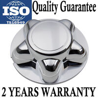 """New Chrome Wheel Hub Cap Center Cap With 7"""" Cap For 97-03 Ford F150 & Expedition"""