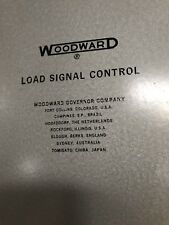 Woodward Load Signal Control Diesel Generator 8270-007SP