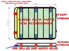 Alloy Roof Rack Cage 1650mm w/ Bracket 4Land Rover Range Rover VOGUE L322 02-12