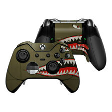 Xbox One Elite Controller Skin Kit - USAF Shark Olive Drab - DecalGirl Decal