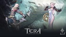 TERA Bloodforge Pack Bonus Code (Key Online Asia-MMO MMORPG Archeage Revelation)