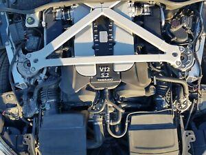 2017 ASTON MARTIN DB11 V12 5.2 TWIN TURBO PETROL ENGINE AE31 (BARE) 4818 MILES