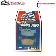 RENTHAL RC-1 WORKS PERFORMANCE BRAKE PADS REAR YAMAHA YZ125 YZ250 2011
