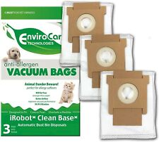 EnviroCare Replacement Allergen Vacuum Cleaner Dust Bags Made+ 9 Pack