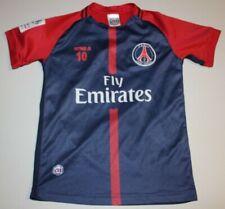 Paris Saint-Germain Football Club Neymar Jr #10 Jersey Shirt Boys Youth Small