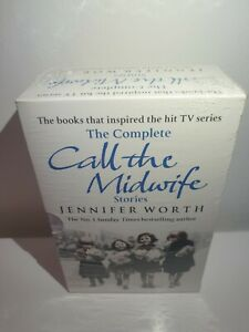 The Complete Call The Midwife Stories - 3 Book Set By Jennifer Worth NEW Sealed
