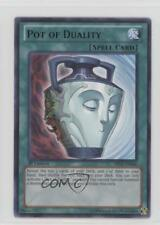 2012 Yu-Gi-Oh! #BP01-EN046 Pot of Duality (Black Rare) YuGiOh Card 3c7