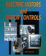 Electric Motors and Motor Controls (Trade, Technology & Industry)-ExLibrary