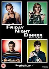 Friday Night Dinner Series 1-3 - DVD Region 2