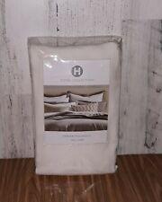 Hotel Collection 100% Linen Standard Pillowsham