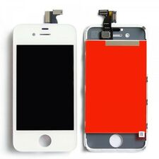 Replacement LCD Screen + Touch Glass Digitizer  For iPhone 4/4S White