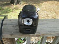 FORAY ELECTRIC PENCIL SHARPENER BLACK