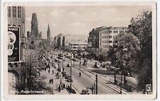 Germany; Berlin, Kufurstendamm RP PPC 1951 BFPO 506 PMK