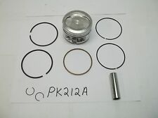 YAMAHA PISTON KIT NEW YTM 225 YFM 225 TT 225 TTR 225   .50 MM OVER SIZE 70.50 MM