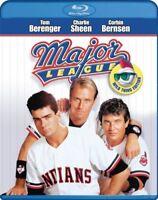 Major League [1989] Charlie Sheen, Tom Berenger UK Compatible All Region BLURAY