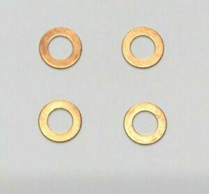 Copper Washers 3/8 inch Triumph Pre Unit 500 650 Unit 350 500 650 750 70-1335