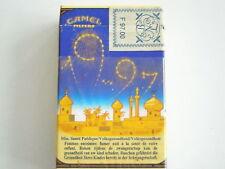 Camel Collector pack Belgium 1996 - 1997 - empty