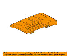 Chevrolet GM OEM 12-18 Sonic Engine Appearance Cover-Engine Cover 55568393