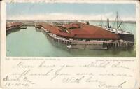 Savannah, GEORGIA - Ocean Steamship Company - 1905
