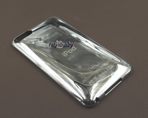 metal back rear housing case cover shell for ipod touch 3rd gen 3g 8gb