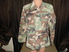 Desert Storm Era US Marines USMC Camo Uniform Shirt & Pants Medium Long