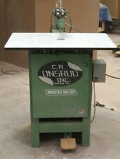 C.R. Onsrud Inverted Pin Router Model 2003 (Woodworking Machinery)