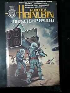 Robert a heinlein Rocket Ship Galileo