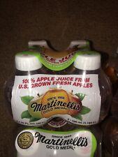 Martinelli's Gold Medal 100% Apple Juice 10 Fl. oz 1 Bottle Tik Tok