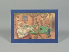 Chicago Bulls Holiday Wishes Card from 1995 - Collectible
