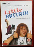 Little Britain Saison 2 DVD Coffret Britannique BBC TV Comédie Série