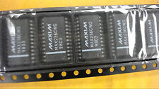 MAXIM MAX236CWG 24-Pin SOIC W Quad Transmitter Triple Receiver RS-232 IC Qty-4