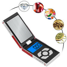 200gx0.01g Balance Scale Cigarette Box Mini Pocket Digital Jewelry Coin Weighing