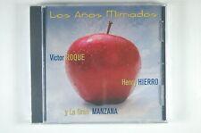 VICTOR ROQUE HENRY HIERRO y La GRAN MANZANA Los Anos Mimados CD SEALED Arcoiris