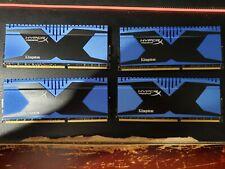 Gamers Deal! Kingston HyperX 32GB Kit (4x 8GB) Super Fast! DDR3-2133 PC3-17000