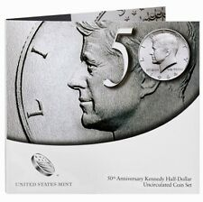 2014 SEALED 50th Anniversary Kennedy Half Dollars Uncirculated Coin Set * K14 *