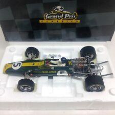 1:18 Lotus Ford 49 #5 Jim Clark Dutch Inaugural Winner 1967 GP Exoto 97001