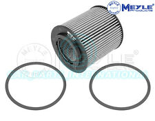 Meyle Oil Filter, Filter Insert with seal 614 322 0011