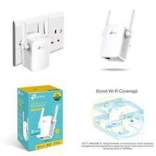 TP-Link WiFi Signal Booster Range Extender Adapter Fast Wireless Connection
